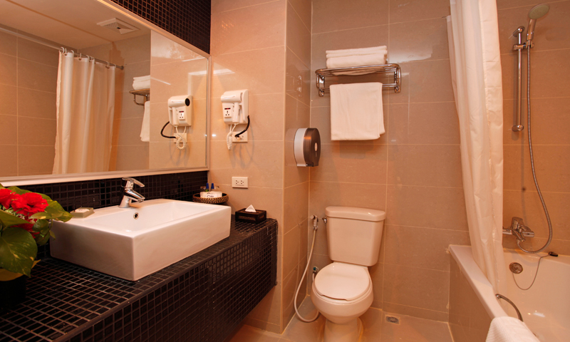 . Pattaya Loft hotel   Room Types   Room amenities
